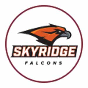 skyridge falcons logo