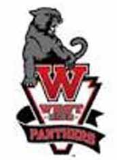 west panthers logo
